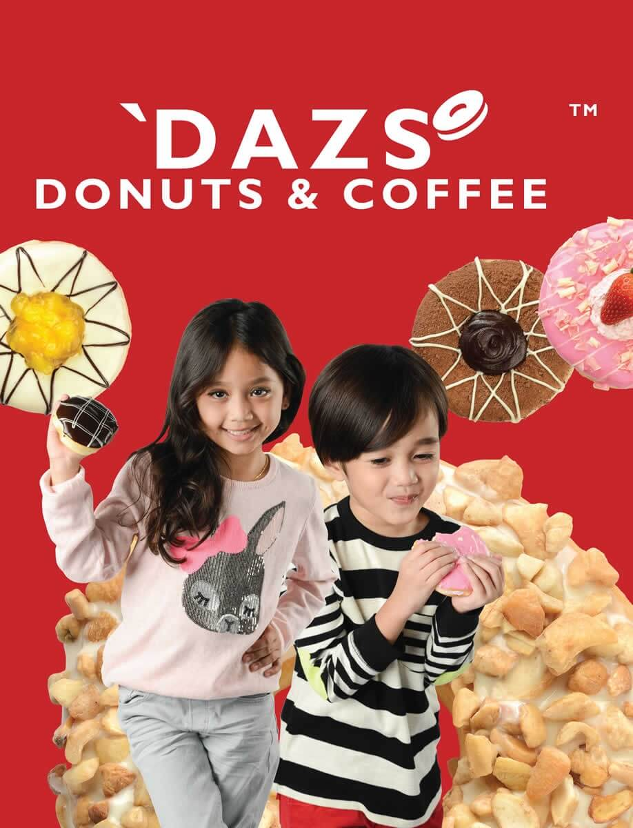About Dazs Donuts & Coffee
