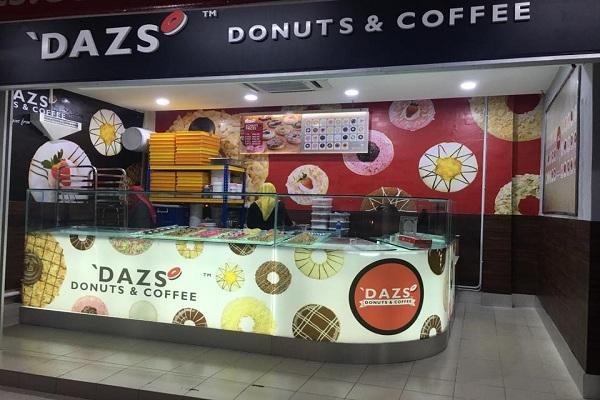 'DAZS DONUTS & COFFEE @ Ecoshop