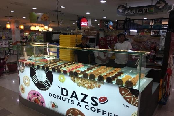'DAZS DONUTS & COFFEE @ KINRARA