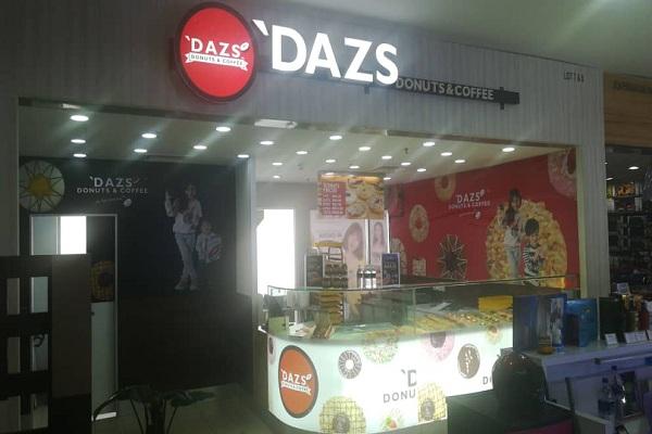 'DAZS DONUTS & COFFEE @ TF VALUE MART PORT DICKSON