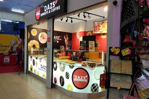 'DAZS DONUTS & COFFEE @ TEMERLOH MALL