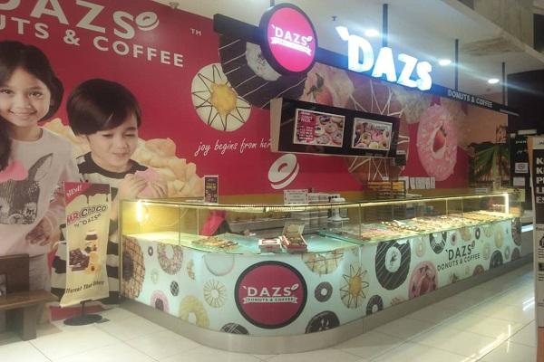 'DAZS DONUTS & COFFEE @ Mydin Mitc